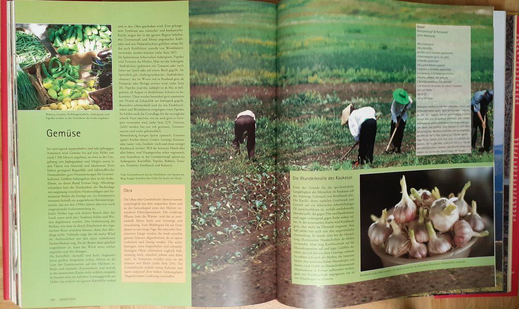 Knoblauch als Lebenselixier im Kaukasus